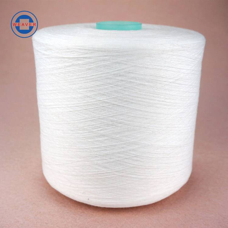 OEM Factory for Strong Thread For Sewing Canvas - Semi dull poliester Linhas costurar 44/2 for brasil market – WEAVER