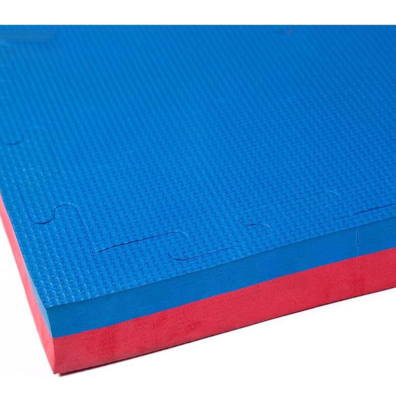 China Factory for Judo Tatami Interlocking Foam Mats - Floor Exercise GYM Mat Tatami Karate Puzzle ECO friendly Martial Arts Mats 4 cm thickness eva foam mat – WEFOAM