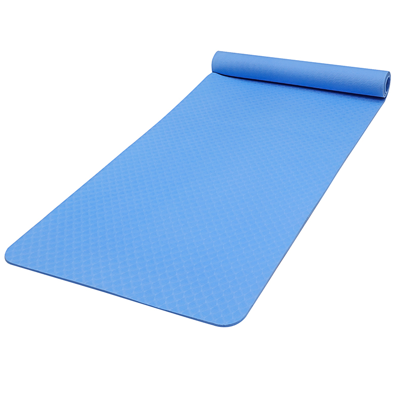 factory Outlets for Tpe Bird Cork Yoga Mat - 2020 china hot sale New fashion custom wholesale eco friendly tpe nonslip yoga mat for body fit – WEFOAM