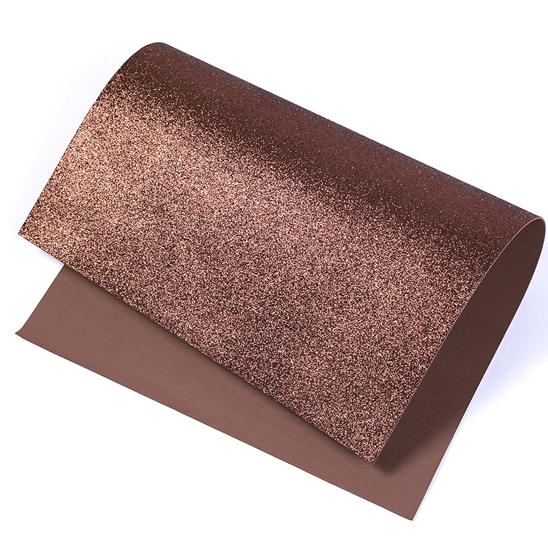 Fixed Competitive Price Rubber Sole Material - Factory price anti bacteria durable glitter color eva craft foam sheet – WEFOAM