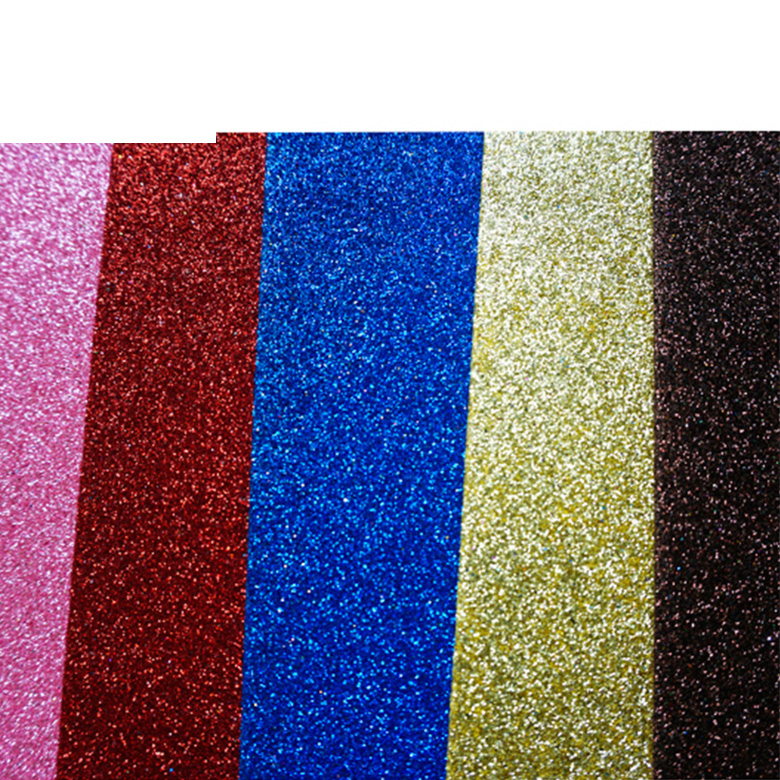 Discount Price Rubber Outsole - 2mm thick colorful craft soft foam glitter EVA sheet for kids DIY – WEFOAM