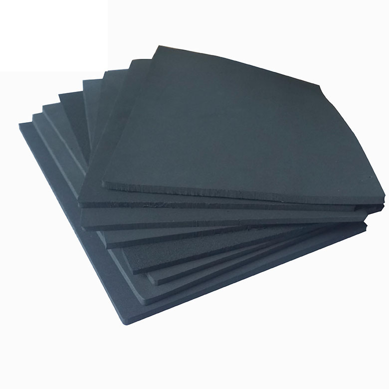 PriceList for Eva Foam Raw Material - Low price new coming stair mats 10mm sbr rubber foam sheet – WEFOAM