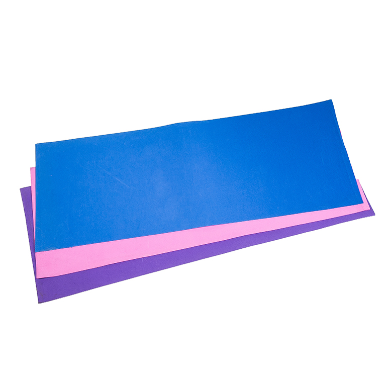 High Performance Eva Sheet For Shoe - Environmental protection factory direct colorful shoe insole material sheet closed cell eva foam midsole sheet – WEFOAM