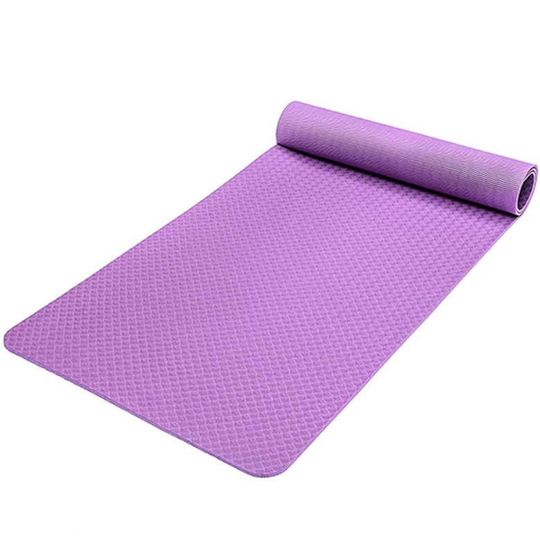 factory direct pattern design Wholesale manufacturer custom logo design eco pilates foldable yoga mat
