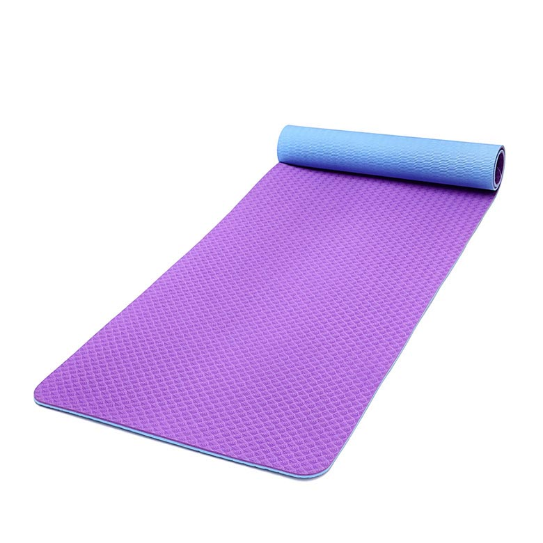 Manufacturer of Eco Friendly Biodegradable Yoga Mat - cheap Wholesale manufacturer anti-slip best eco pilates out door hot yoga mat – WEFOAM
