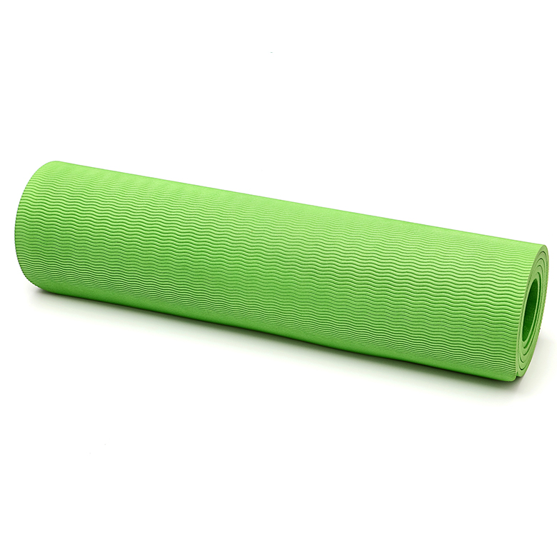 OEM China Thick 1/2 Inch Anti-Slip Yoga Mat - High Density 2020 custom high quality lightweight skidproof tpe eco friendly large high quality yoga mat – WEFOAM