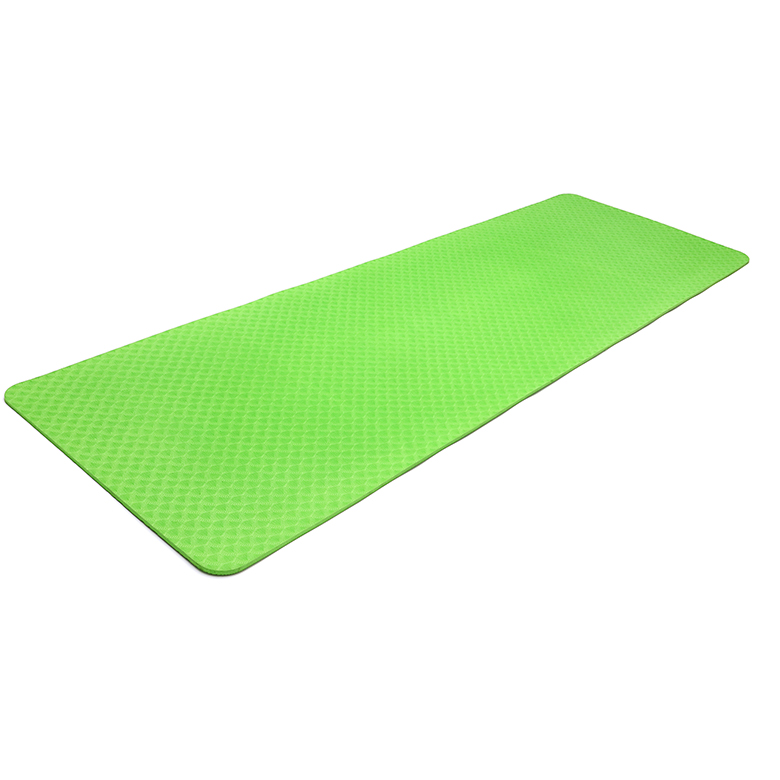 Wholesale Price Eva Yoga Printed Block - 2020 China factory direct Professional travel portable non slip tpe yoga mat with eco friendly nontoxic material – WEFOAM