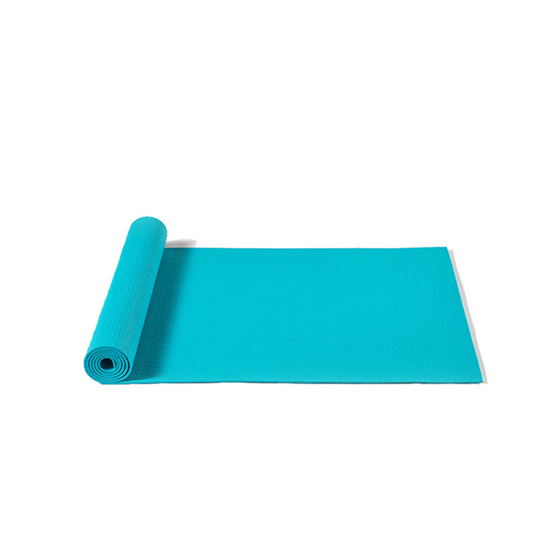 2020 factory direct Eco-friendly Hot sale soft skidproof waterproof yoga mat with pvc material