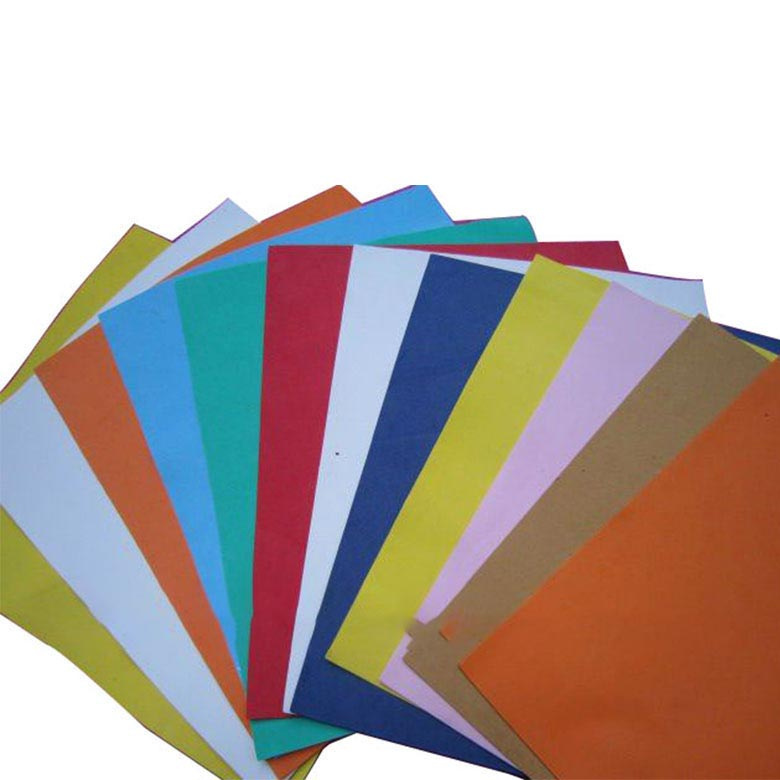 Wholesale Price Eva Insole Sheet - Colorful EVA Foam Sheet for Craft – WEFOAM