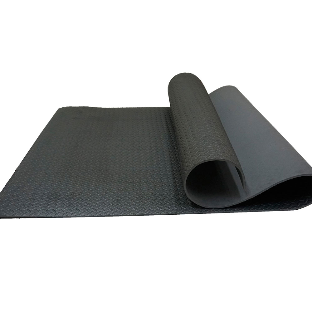 Online Exporter Thick Yoga Mats - Wholesale exercise eco non slipc foldable travel yoga mat printed black yoga mat – WEFOAM