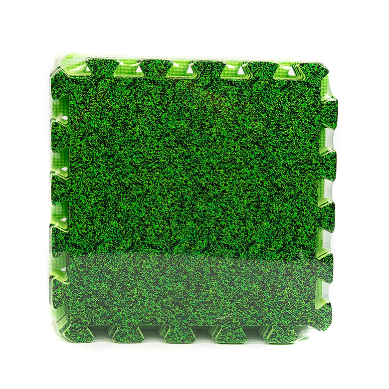 100% Original Tatami Puzzle Mats - High quality waterproof olive drab multifunctional eva foam interlocking floor mat – WEFOAM Featured Image