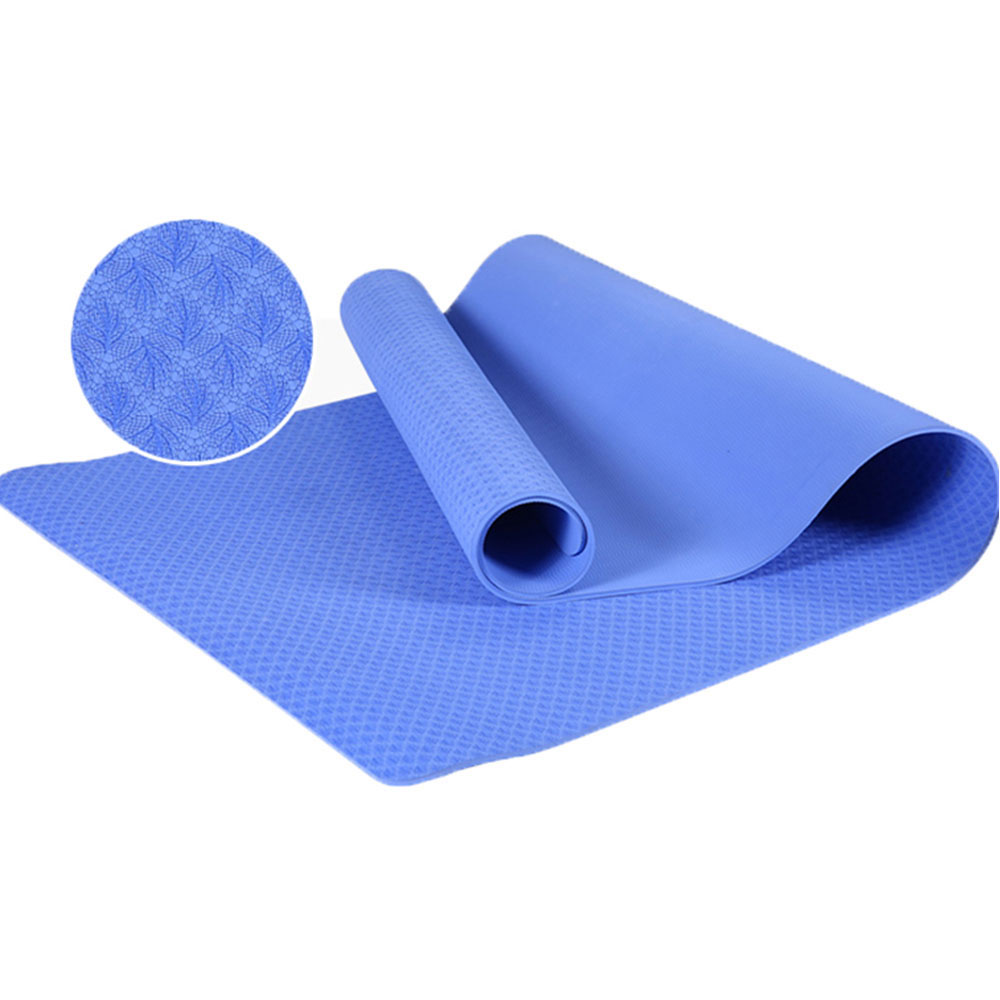 Best Price for Different Color And Thickness Mats - China manufacturer non slip eco friendly unique beach thick yoga mat – WEFOAM