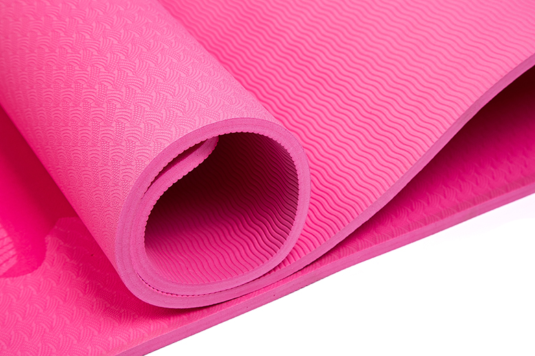 Wholesale Price China Oem Yoga Mat Roll Bulk - 10mm High elasticity TPE material tapete private label tpe yoga mat print – WEFOAM detail pictures