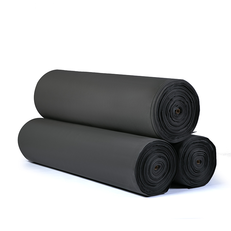 Bottom price Closed Cell Foam Mat - China manufacturer customized waterproof 1mm black eva roll sheet – WEFOAM
