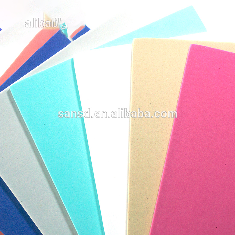 China wholesale Sandal Soles - Hot Sale Quality Colorful Closed Cell EVA Foam Sheet – WEFOAM Featured Image