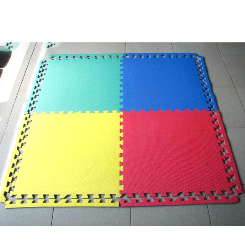 Wholesale EVA judo tatami interlocking tiles foam mat