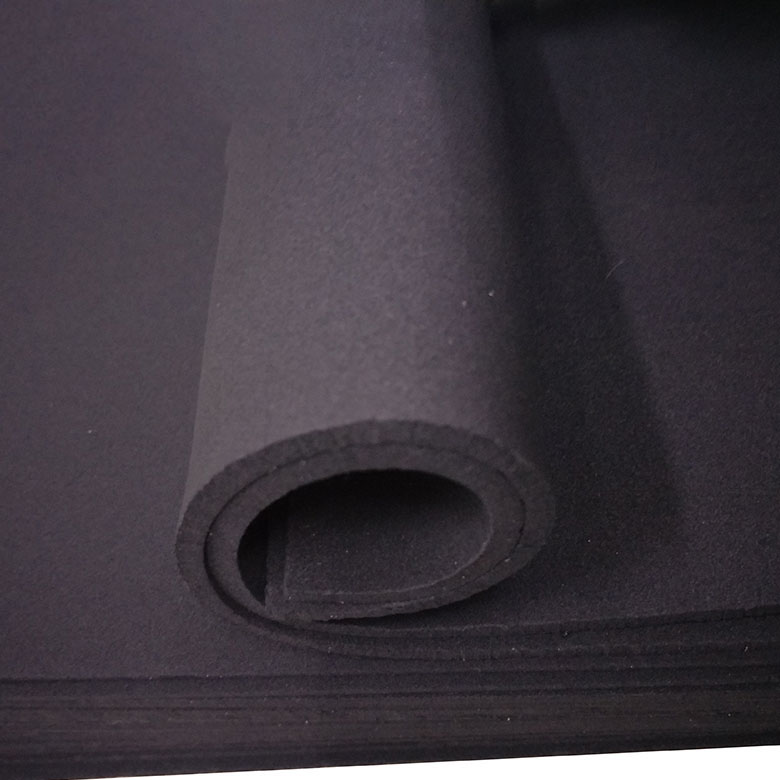 Best selling Factory price promotional durable sheet epdm rubber mat