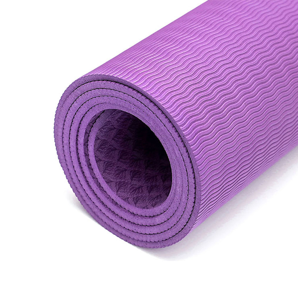 2020 Good Quality Tpe Custom Made Yoga Mats - China manufacturer eco-friendly foldable non slip custom 100% tpe yoga mat – WEFOAM