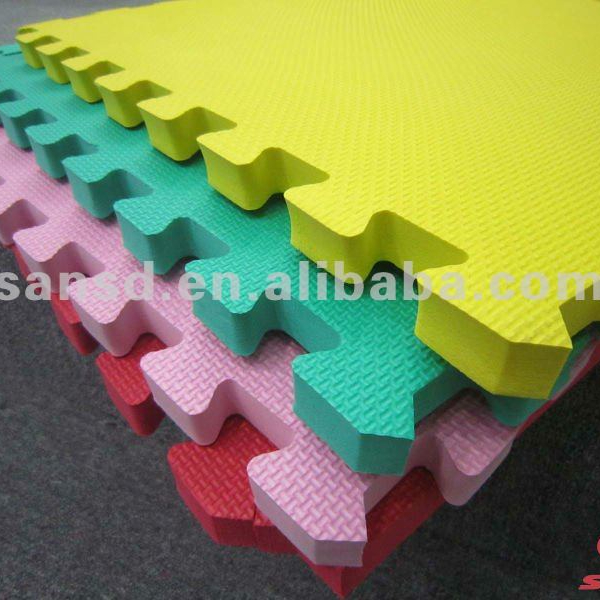 Chinese wholesale Floor Mat - eva foam interlocking floor mats – WEFOAM