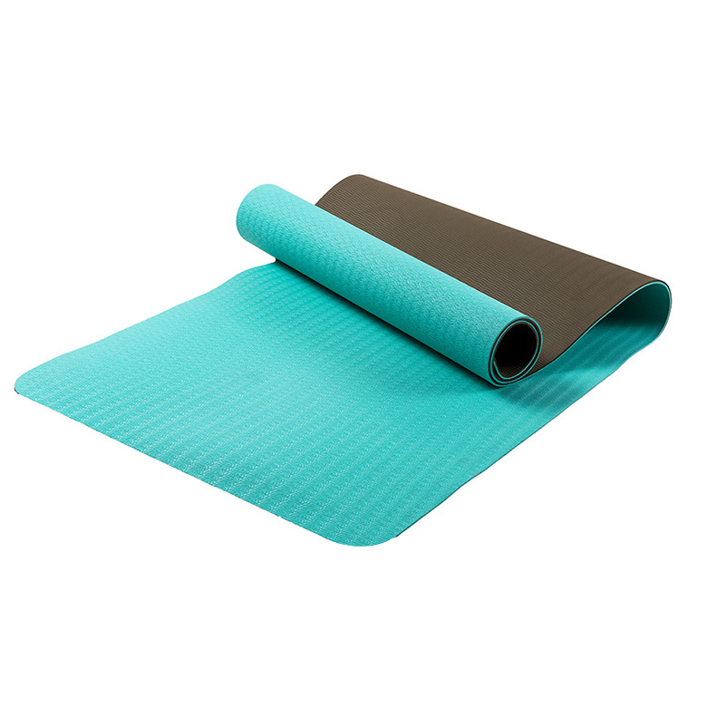 Custom printed eco friendly washable lightweight extra thick foam yoga mat