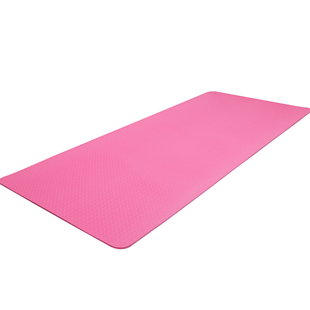 2020 China New Design Tpe Yoga Mat Roll Bulk - China supplier round foam roll TPE yoga mat for sale customised reversible yoga mat – WEFOAM