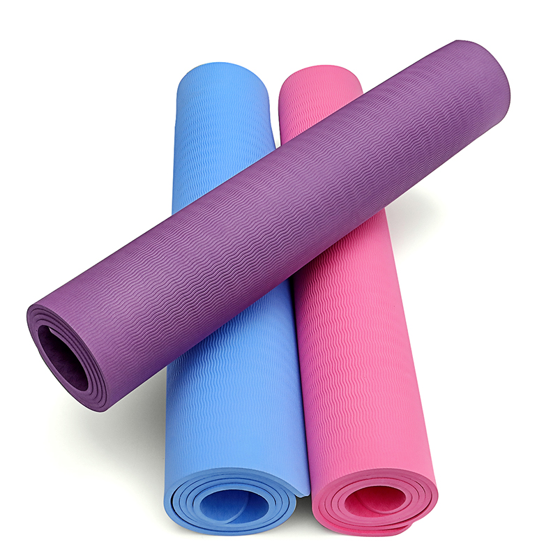 Factory Price Yoga Mats Printed - Factory manufacturer eco friendly tpe yoga mat cheap yoga mats – WEFOAM