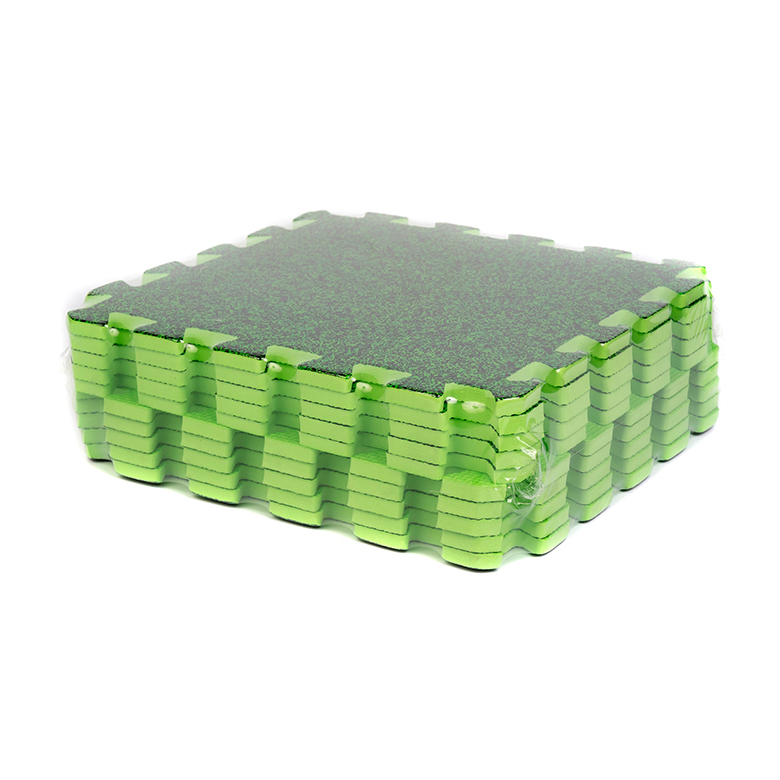 100% Original Tatami Puzzle Mats - High quality waterproof olive drab multifunctional eva foam interlocking floor mat – WEFOAM