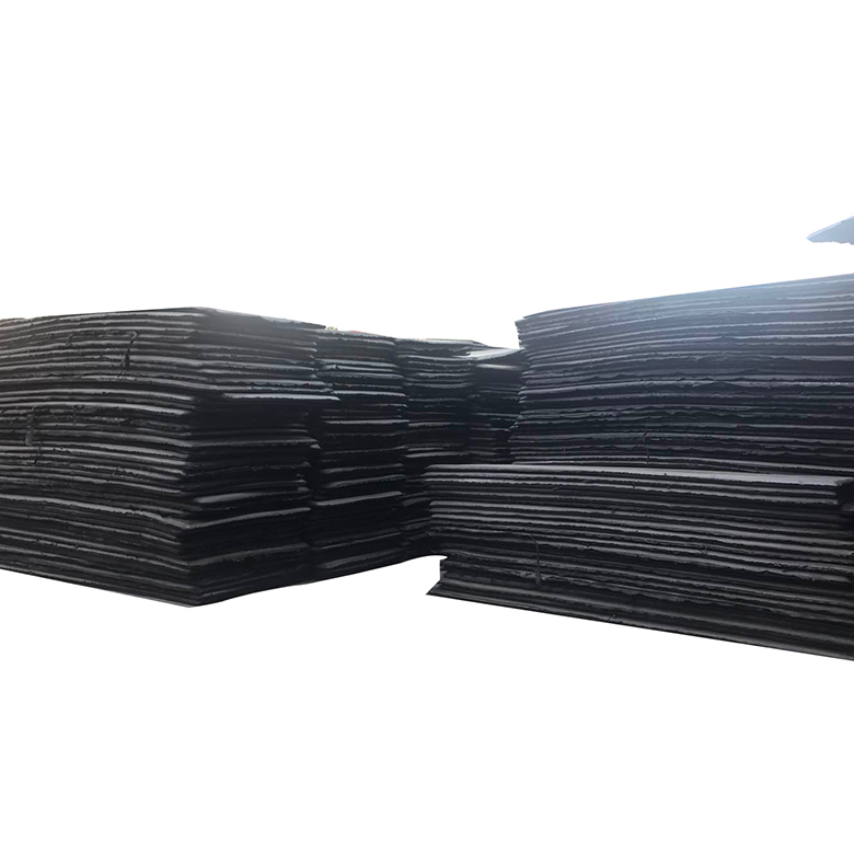 Low price for New Fashion Design Eva Rubber Sole - High density black anti-static eva sheet for packaging and shoes materials – WEFOAM