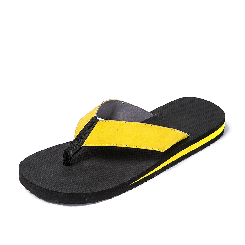 Hot sale Men Flip-Flop Slipper - Nice summer slipper contrast color pattern design slipper footwear – WEFOAM