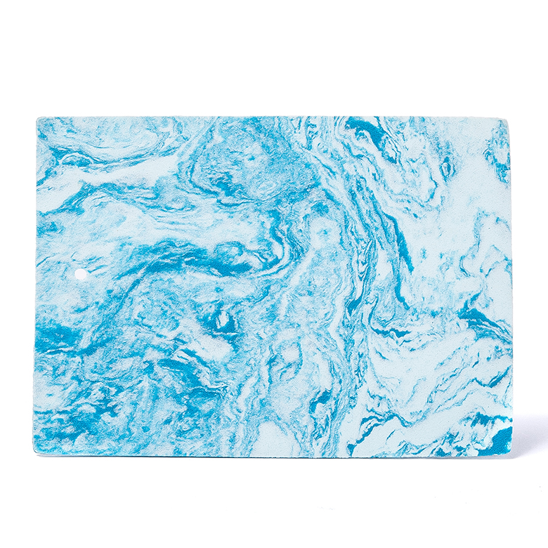 Promotion best price eco-friendly closed cell 2mm marble texture pattern eva foam sheet material for soles