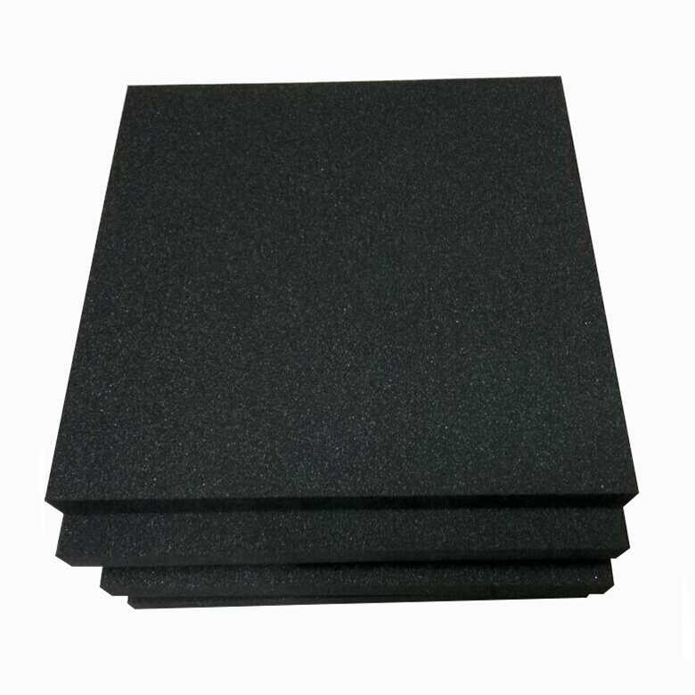 Super Lowest Price Flip Flop Raw Material - China factory industrial neoprene epdm sbr rubber sheet cr rubber epdm roll – WEFOAM