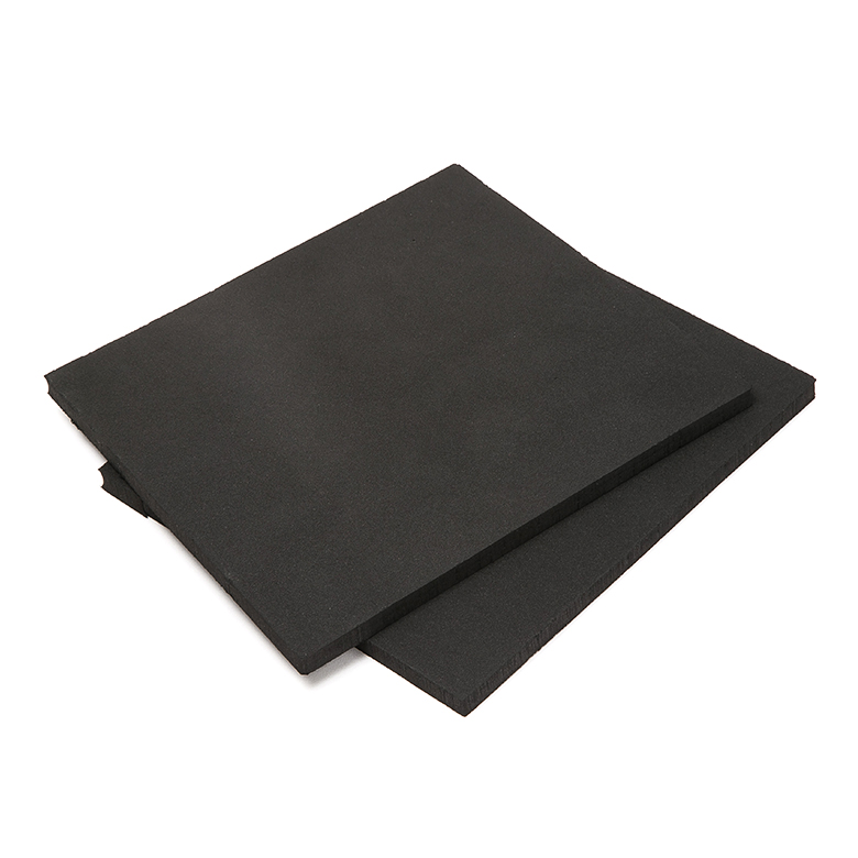 2020 wholesale price Recycling Texture Eva Foam Sheet - Factory wholesale oem high quality NBR EPDM SBR foam CR rubber sheet – WEFOAM
