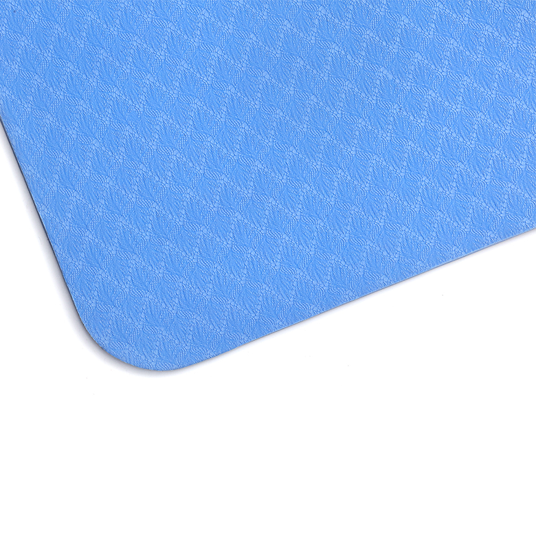 Big discounting Lightweight Travel Yoga Mat - Hot sale skidproof waterproof tpe eco friendly exercise yoga mat – WEFOAM