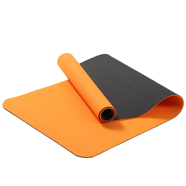 2020 Good Quality Tpe Custom Made Yoga Mats - factory direct Manufacturer directly sale High Density cheap Exercise mat thick yoga mats – WEFOAM