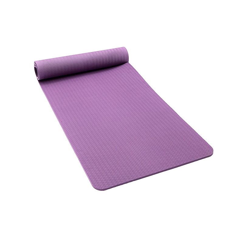 Newly Arrival Exercise Yoga Mat With Carrying Strap - Eco-friendly customized color design big size 100% tpe  private label custom travel portable yoga mat – WEFOAM