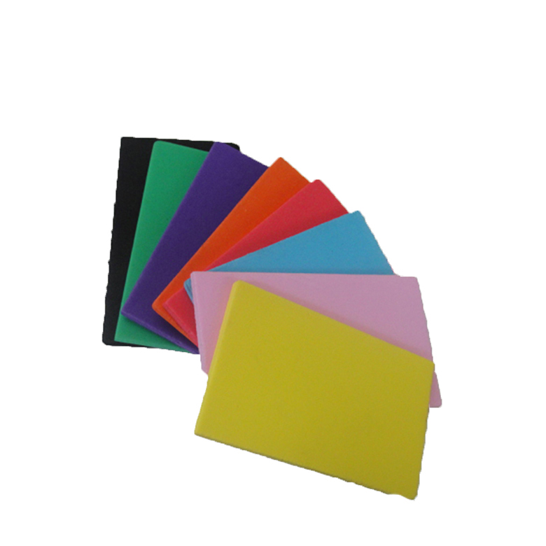 Best-Selling Foam Sport Insole - Colorful eva foam sheet for craft and promotion gift – WEFOAM