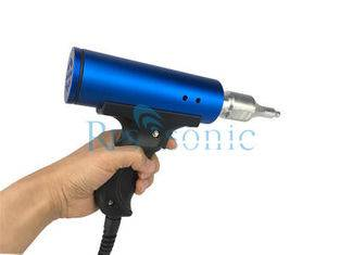 Factory Promotional Pvc Welding Machine China - 28Khz High Amplitude Ultrasonic Spot Welding gun for Automotive Interior Panel – Powersonic