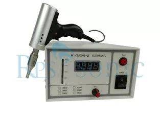 28khz 800w Portable Alloy horn Ultrasonic Spot Welding Machine