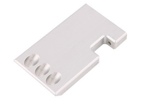 Excellent quality Advanced Precision Machining - Custom Made Fabrication Aluminum CNC Machining Part – Weldo