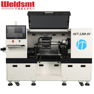 HCT-1200-SV LED Placement Machine Automatic Pick & Place Machine