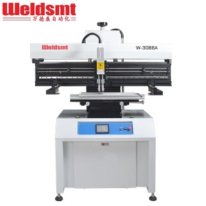 Standard Semi-automatic Solder Paste Printer W-...