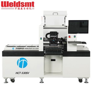 High-speed LED Pick and Place Machine HCT-530SV Semi-Automatic Pick & Place Machine