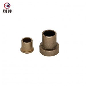 Hot Sale Bronze CuSn10 and Cu663 Peek Sleeve Bearings