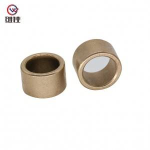 Factory Customized Powder Metal Car Engine Bearing Bushing with Competitive Price