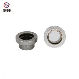 Producing Shaft Sleeve Bearing in Layered Powder Metallurgy Area