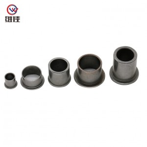 Factory Direct Selling Electrolytic Deposition Powder Metallurgy Adapter Sleeve Bearings