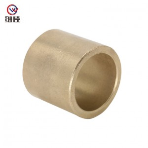 Best Price for Cast Bronze Bushings - High Quality Sintering in Powder Metallurgy FeCu20 Material Bushing – Welfine