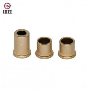 Powder Metallurgy Pressing  Bushing Sales to the global