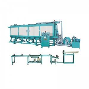 Auto Air Block Molding Machine PSB2000-6000F