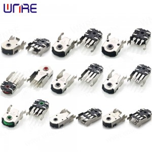 Short Lead Time for 568b - Mouse Encoder 11mm Wheel Decoder Mouse Navigation Switch Roller Encoder Connector – Weinuoer